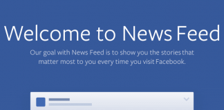 Facebook News Feed - Facebook novice