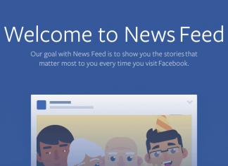 Facebook News Feed - Facebook novice