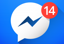Facebook Messenger chat boti
